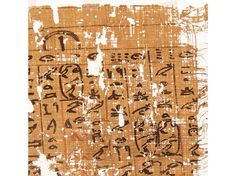 The World's Oldest Papyrus and What It Can Tell Us About the Great Pyramids Ancient Egyptians leveraged a massive shipping, mining and farming economy to propel their civilization forward.