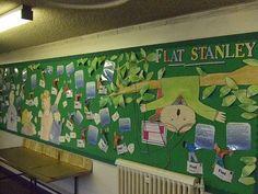 Flat Stanley display