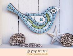 Meakin Aztec Mosaic Bird (£26.00)