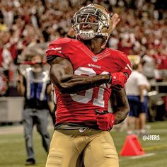 Anquan Boldin against the Rams on Thursday Night Football