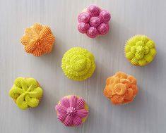Siete ideas para decorar cupcakes con una boquilla de estrella | Gastronomía…