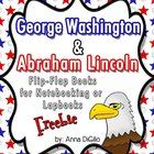 II hope you enjoy this little President's Day Freebie that I made. It is a small flip-flap book that allows student's to write clues about the person on the inside of all of the flaps. The students must write down 4 clue facts about Washington, Lincoln, or another person in American history for their classmates or family to guess. This is a fun and interactive little activity for President's Day.