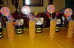 Batman party ideas, games and favors
