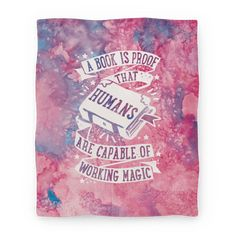 We LOVE this blanket! Repin if you agree! http://writersrelief.com/