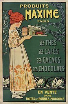 El culto centenario al chocolate - 1921