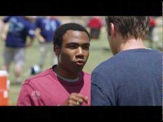 Community Clip - Troy & Jeff talk racism/football