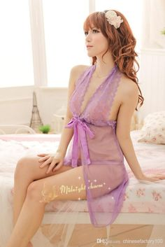 2015 Sexy Sleepwear For Women Transparent 79c92fa78