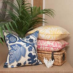 Shop by Style - Coastal Home Pillows