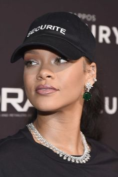 Rihanna in Chopard - Are Rihanna and Chopard Jewels Teasing a Collaboration?