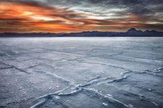 Unique nature. Unique pictures. Uniquely salty. The Bonneville Salt Flats will make your trip seem otherworldly.   http://utah.com/bonneville-salt-flats