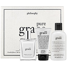 Philosophy - Pure Grace Layering Gift Set   Cleanest scent - I love it!