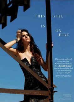 This Girl is on Fire | Kendall