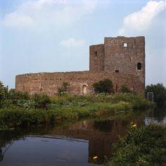 Ruine van Teylingen - Sassenheim 1976-1979