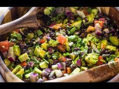 Avocado & Black Bean Salad   Gimme Delicious