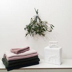 Cashmere, mistletoe & gifts | 23.12.2014