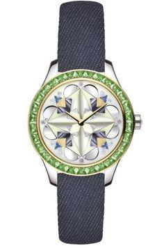 Dior Grand Soir Kaleidiorscope No. Courtesy of Dior. Patek Philippe, Audemars Piguet, Daniel Wellington, Ice Watch, Skeleton Watches, Rose Gold Watches, Fashion Watches, Dior Watches, Women's Watches