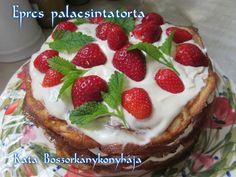 Epres palacsintatorta (Gluténmentes) Diabetic Recipes, Diet Recipes, Tiramisu, Paleo, Fitt, Ethnic Recipes, Recipes, Beach Wrap