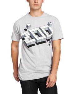 Zoo York Men's Cubic Short Sleeve Tee « Clothing Impulse