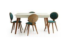 Tm 347 Yemek Masası Dining Chairs, Modern, Table, Furniture, Home Decor, Dining Chair, Trendy Tree, Interior Design, Home Interior Design