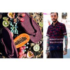Purple plus #trendsquire.russia