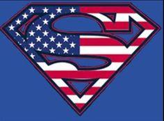 USA Superman Logo