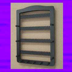 jewelry rack /  jewelry holder / earring storage by LangtonStudio