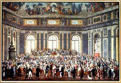 First performance of Haydn's The Creation (Die Schöpfung) in Vienna