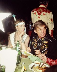 Julie Andrews and Blake Edwards. Hollywood Couples, Old Hollywood, Hollywood Actresses, Classic Hollywood, Blake Edwards, Christopher Plummer, Eliza Doolittle, Star Family, Carol Burnett