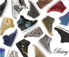 Quality and fashionable dance sneakers for professional dance teams - Love Pastry.
