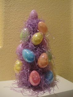 Egg Tree how to (on a wine bottle)