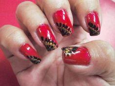 my nails - laquerware