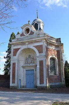 La chapelle Madame. Mailly-Maillet (Somme) - Picardie