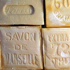 Savon de Marseille | Img @ Savon de Marseille. http://savondemarseille.com/savon-de-marseille-palm-oil-soaps-original.html