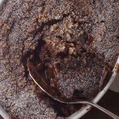 Mocha fudge pudding cake recipe