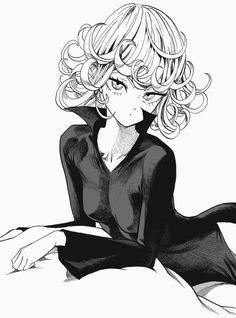 Saitama One Punch Man, One Punch Man Anime, Tatsumaki One Punch Man, Anime Echii, Kawaii Anime, Anime Art, Opm Manga, Character Art, Character Design