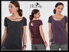 Check out our t-shirts selection for the very best in unique or custom, handmade pieces from our shops. Elf, T Shirt Tutorial, T Shirts For Women, Fairy, Tops, Tutorials, Fashion, Chemises, Women's T Shirts