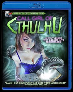 Body Count Rising: Call Girl of Cthulhu - Coming to Blu-ray September...