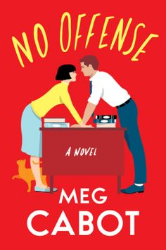 "Read ""No Offense A Novel"" by Meg Cabot available from Rakuten Kobo. New York Times**-bestselling author Meg Cabot's returns with a charming romance between a children's librarian and the t. Novels To Read, Books To Read, Reading Books, New Books, Good Books, Single Parenthood, Romance Books, Best Romance Novels, Book Lists"