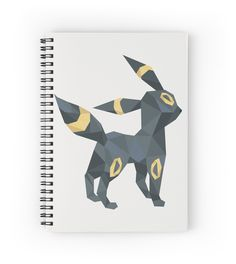 Origami Umbreon by Lisa Richmond