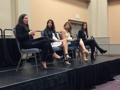 The founders of Rent the Runway, Birchbox and Dannijo shared advice gleaned from their time in the start-up trenches and now as successful entrepreneurs, running companies with cachet and revenues to match at Forbes' Under 30 Summit.