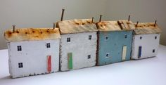 Love this by Kirsty Elson - love everything she makes from driftwood actually.  Oh, to live by the sea!
