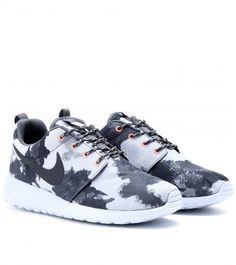 Nike NIKE ROSHE RUN PRINTED SNEAKERS at ShopStyle