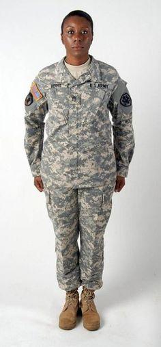 Navy Camouflage Uniform