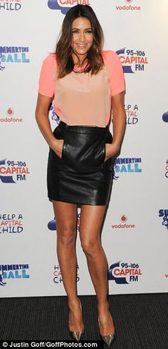 Radio presenter Lisa Snowdon