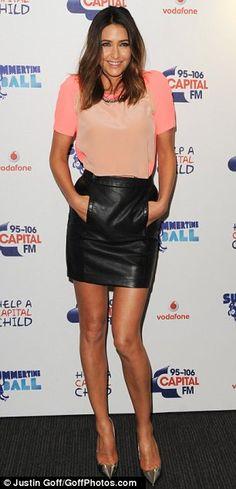 Radio presenter Lisa Snowdon