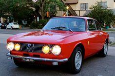 born on the same year.  alfa GTV 1973