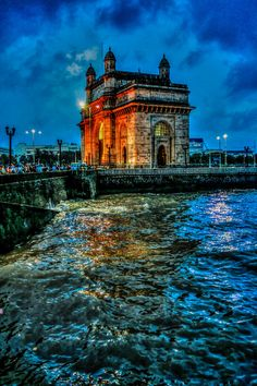 Possibly the best place to visit in Mumbai; The Gateway of India. It's always open and available to explore. It offers a great view of the Indian Ocean. Head on over to theculturetrip.com for more info!