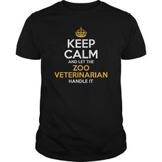 Awesome Tee For Zoo Veterinarian T-Shirts, Hoodies. SHOPPING NOW ==► Funny Tee Shirts