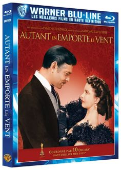 Autant en emporte le vent [Blu-ray]: Amazon.fr: Clark Gable, Vivien Leigh, Leslie Howard, Olivia de Havilland, Thomas Mitchell, Hattie McDaniel, Victor Fleming, George Cukor, Sam Wood: DVD & Blu-ray