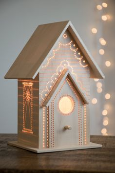 Hey, I found this really awesome Etsy listing at https://www.etsy.com/au/listing/259306472/birdhouse-night-light-woodland-nursery